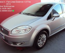 FIAT LINEA ESSENCE 1.8 FLEX