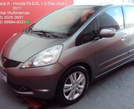 HONDA NEW FIT       EXL 1.5 FLEX (AUT.)