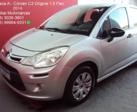 CITROEN C3 ORIGINE 1.5 FLEX