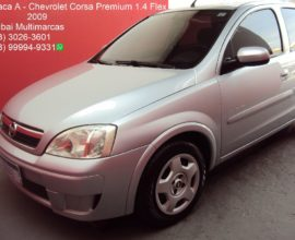 CHEVROLET CORSA HATCH PREMIUM 1.4 FLEX