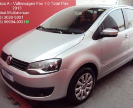 VOLKSWAGEN FOX 1.0 TOTAL FLEX