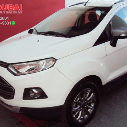 FORD ECOSPORT FREESTYLE 1.6 FLEX (AUT.)